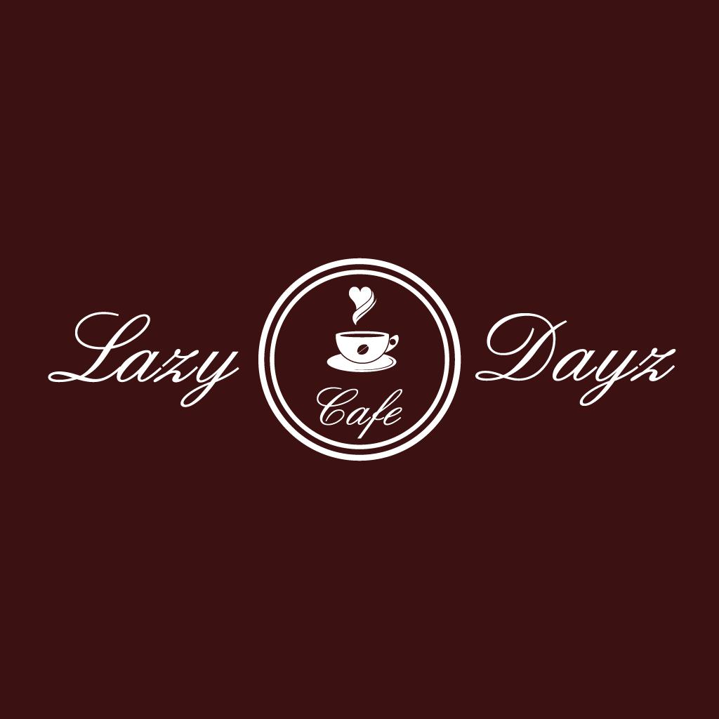 Lazy Dayz Cafe  Online Takeaway Menu Logo