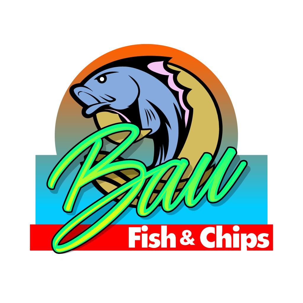 Bau Fish & Chips  Online Takeaway Menu Logo