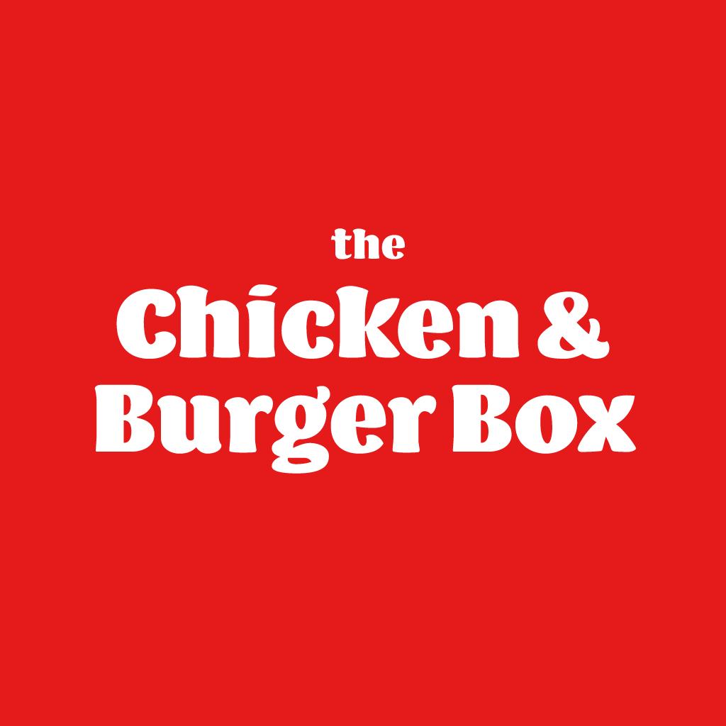 The Chicken And Burger Box Online Takeaway Menu Logo