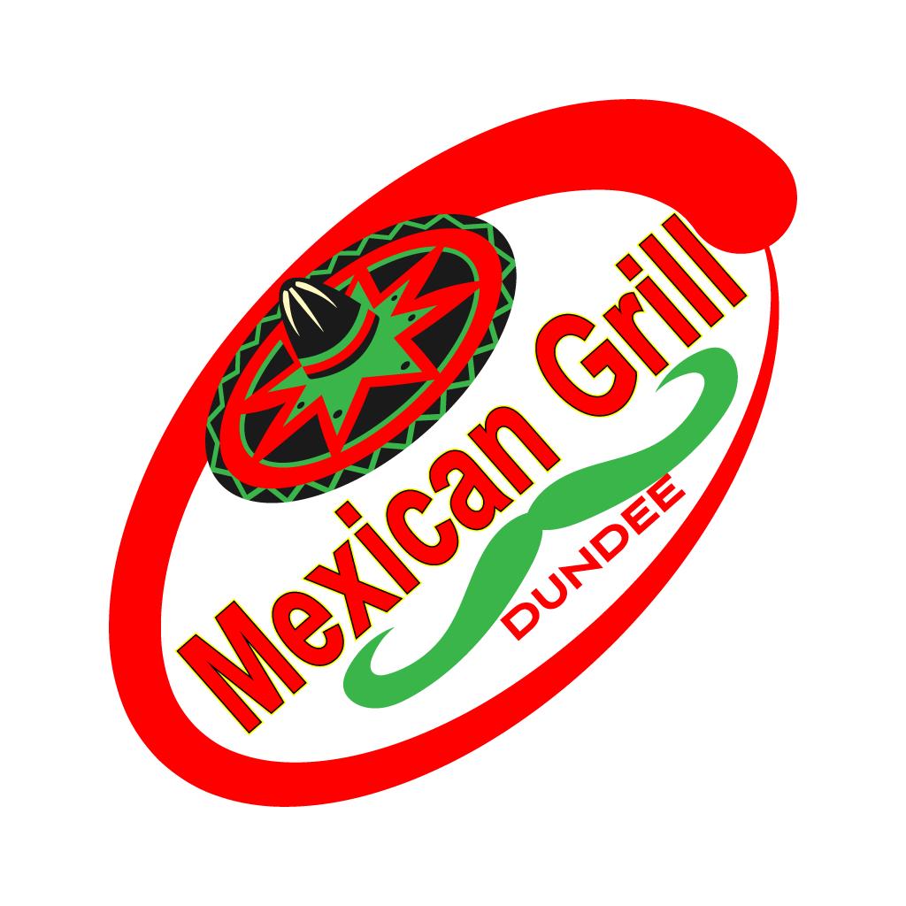 Mexican Grill Online Takeaway Menu Logo