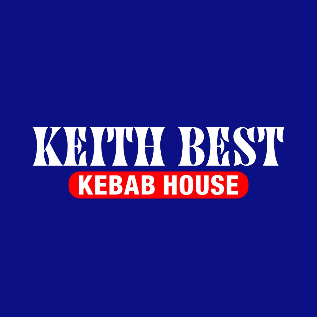 Keith Best Kebab House Online Takeaway Menu Logo