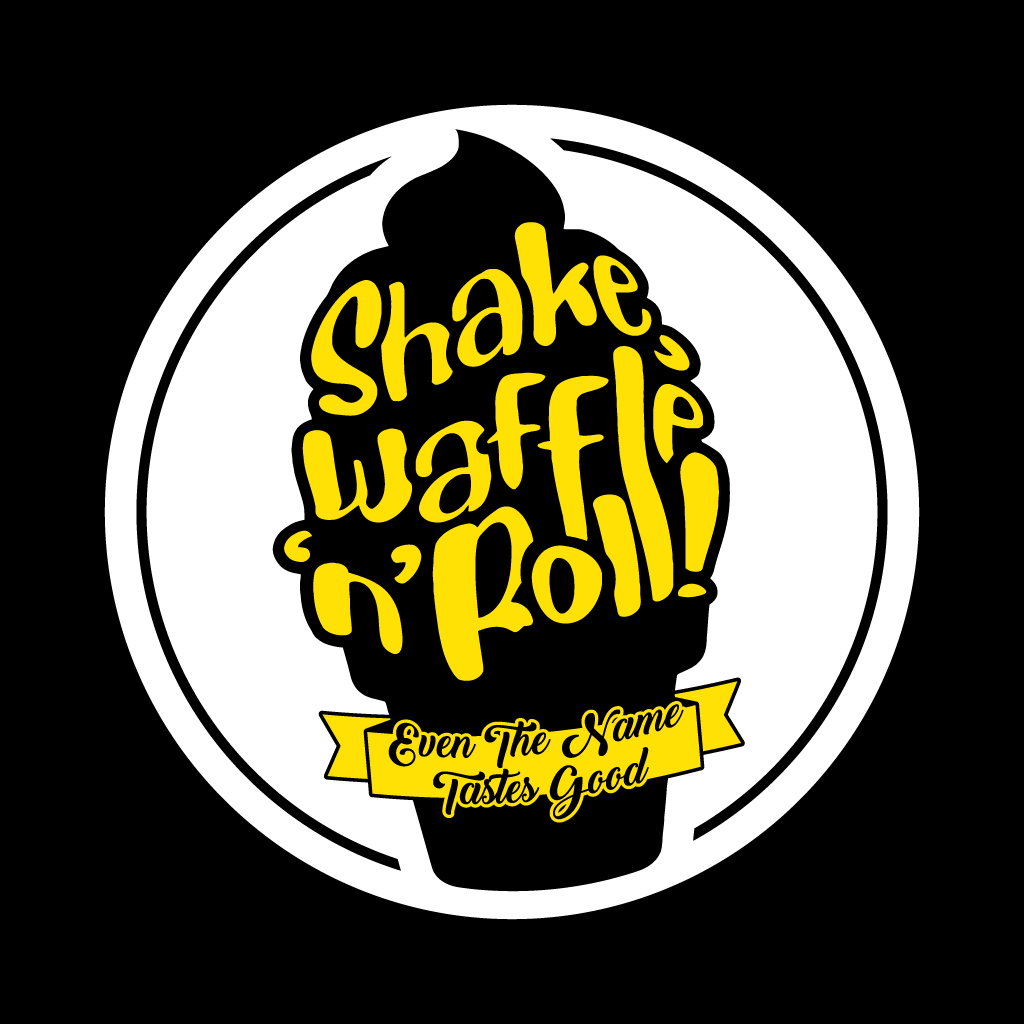 Shake Waffle n Roll  Online Takeaway Menu Logo