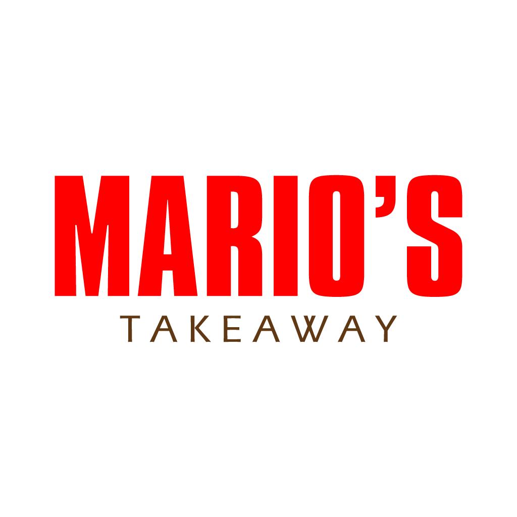 Marios Takeaway  Online Takeaway Menu Logo