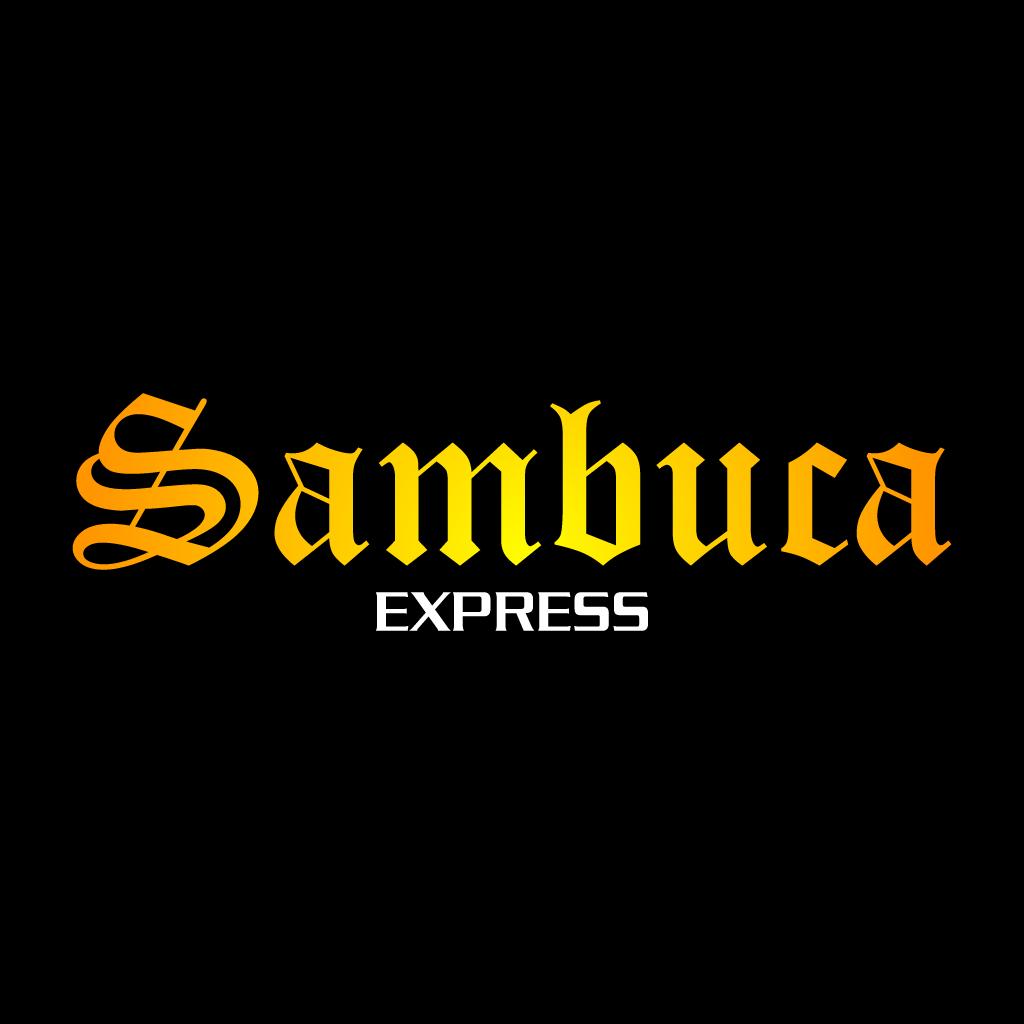 Sambuca Express Jesmond Online Takeaway Menu Logo