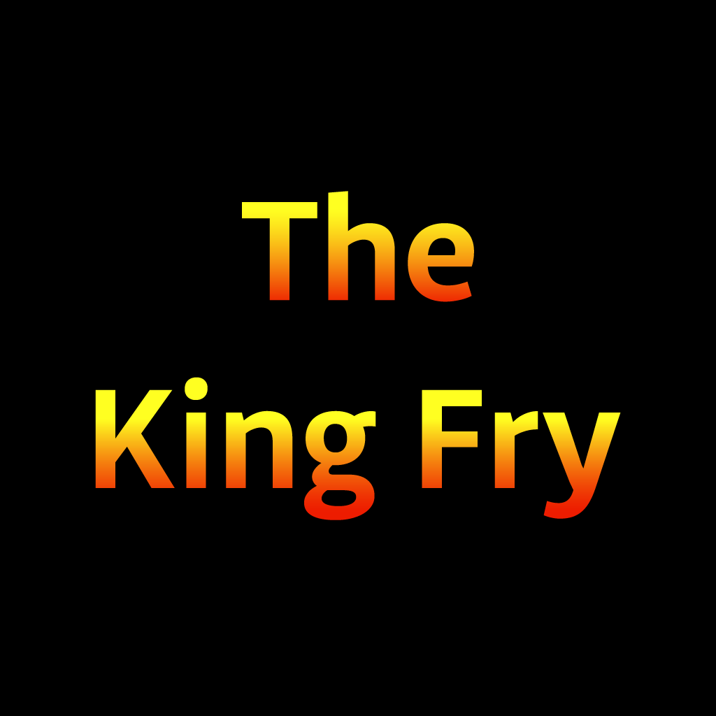 The King Fry Online Takeaway Menu Logo