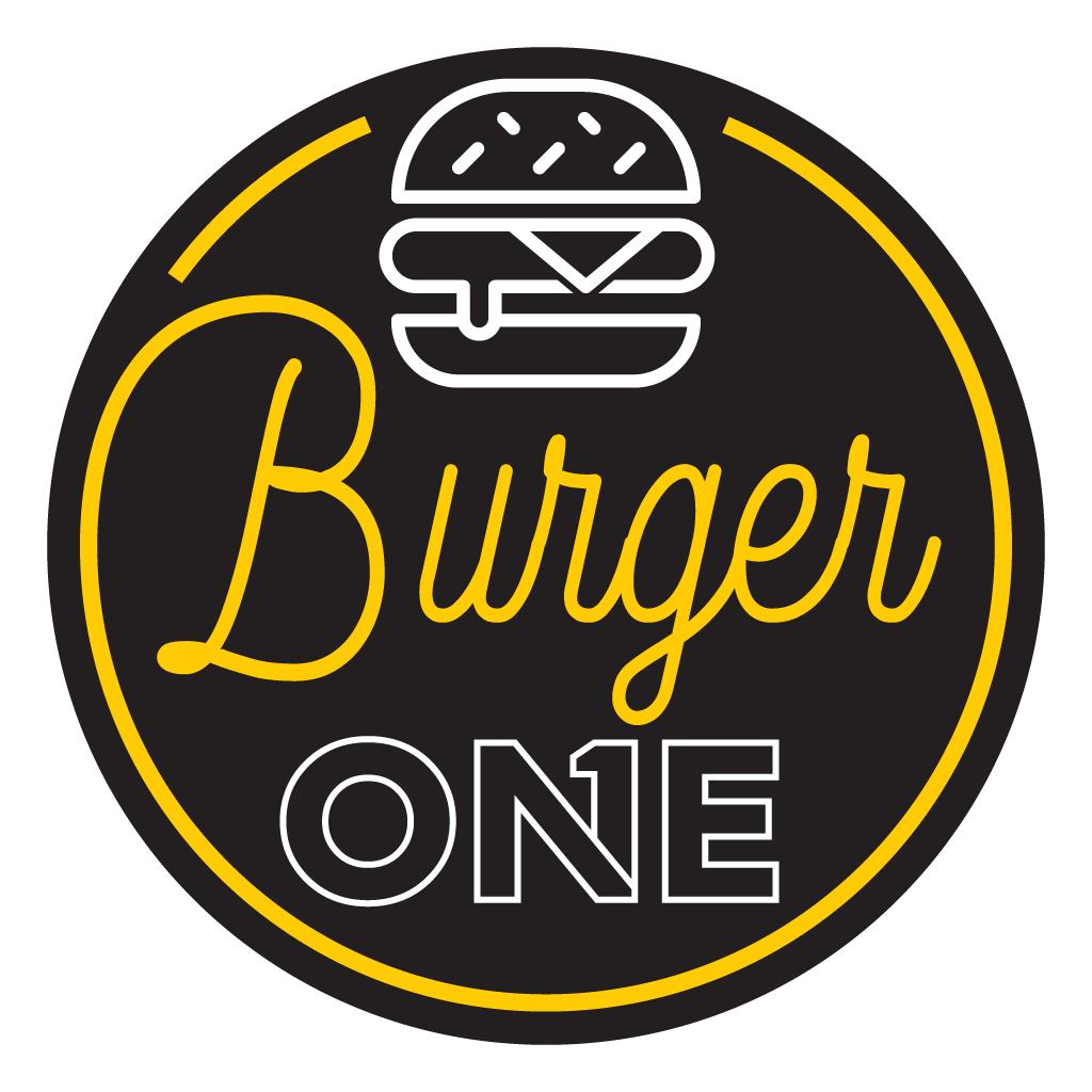 Burger One Online Takeaway Menu Logo
