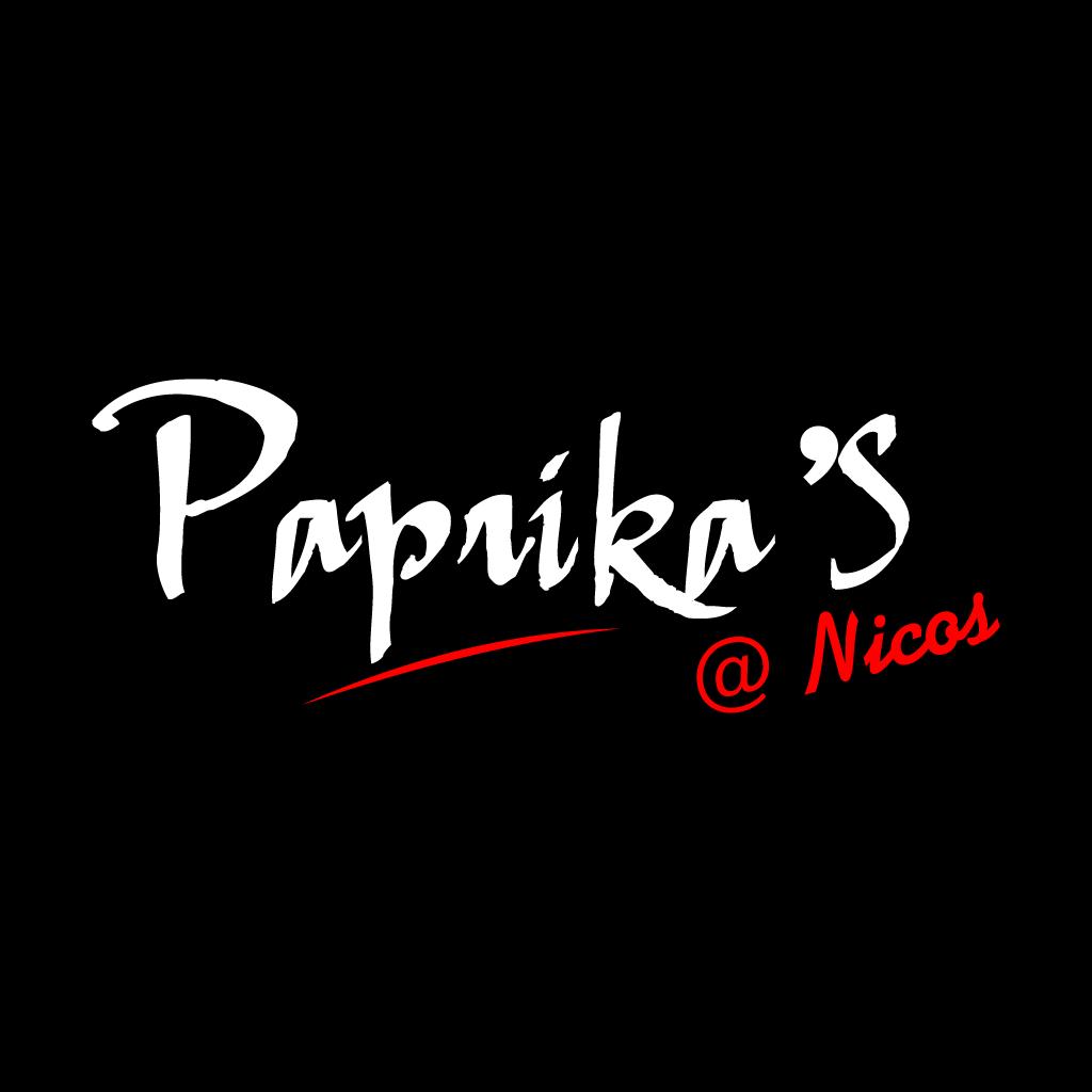 Paprikas @ Nicos  Online Takeaway Menu Logo