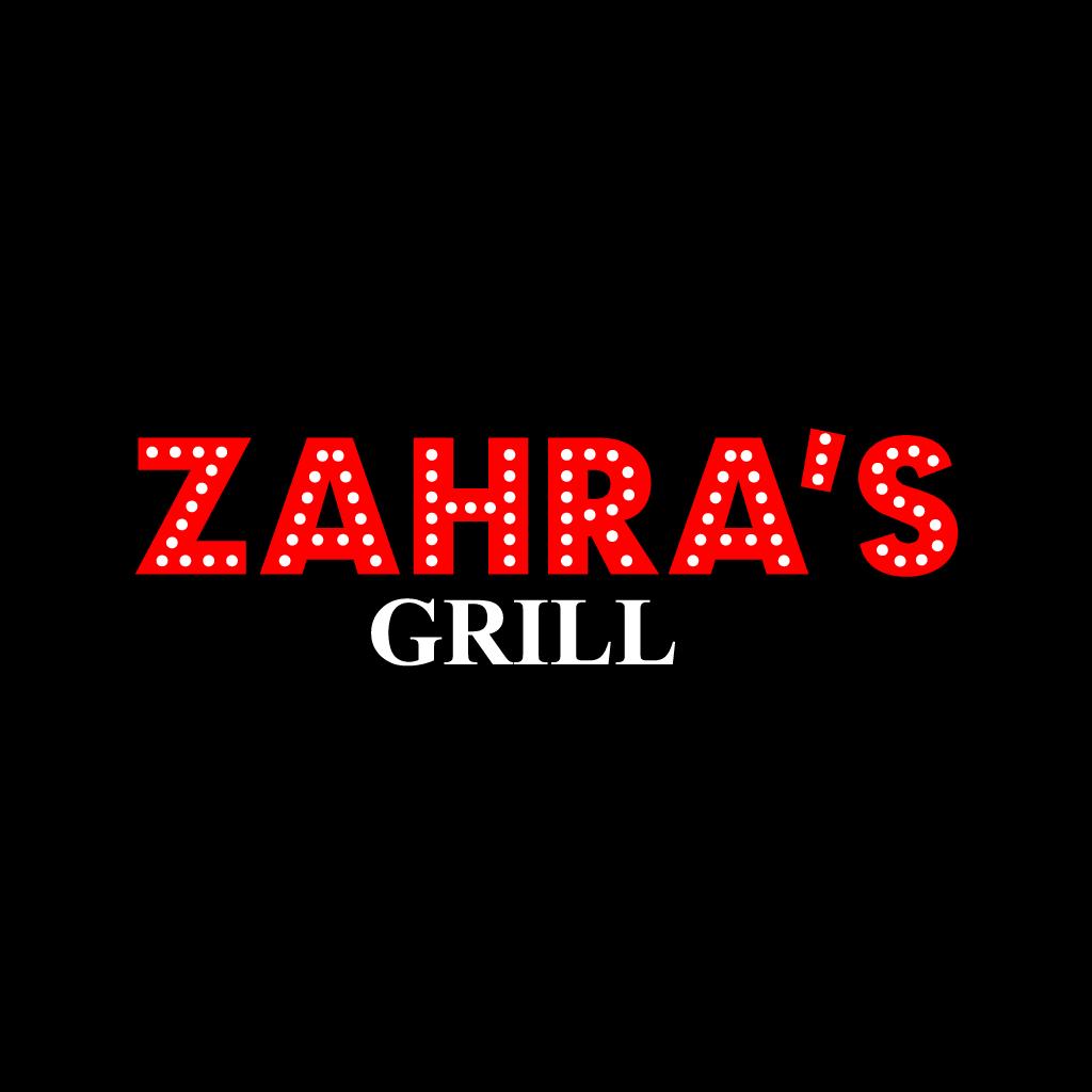 Zahras Grill Online Takeaway Menu Logo
