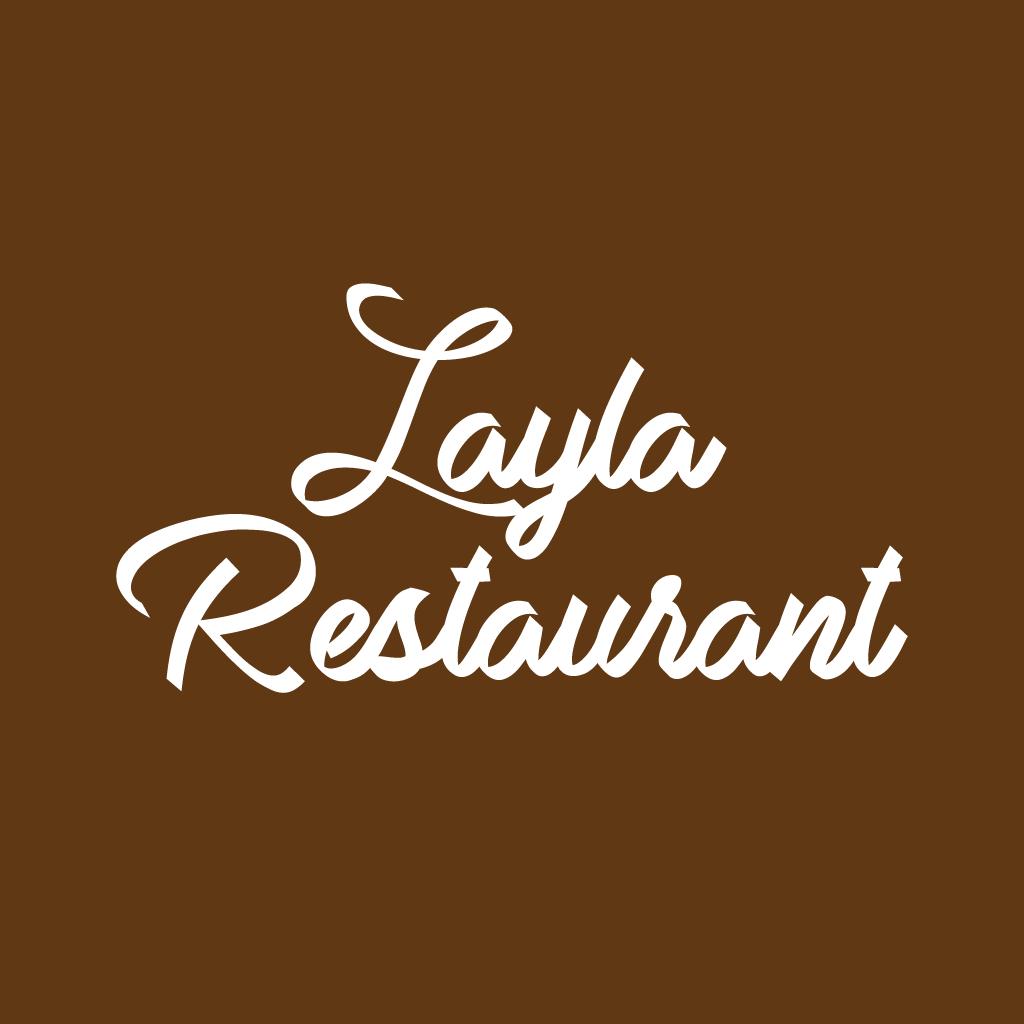 Layla Lebanese Grill House  Online Takeaway Menu Logo