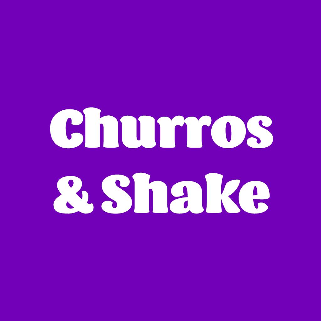 Churros and Shake  Online Takeaway Menu Logo