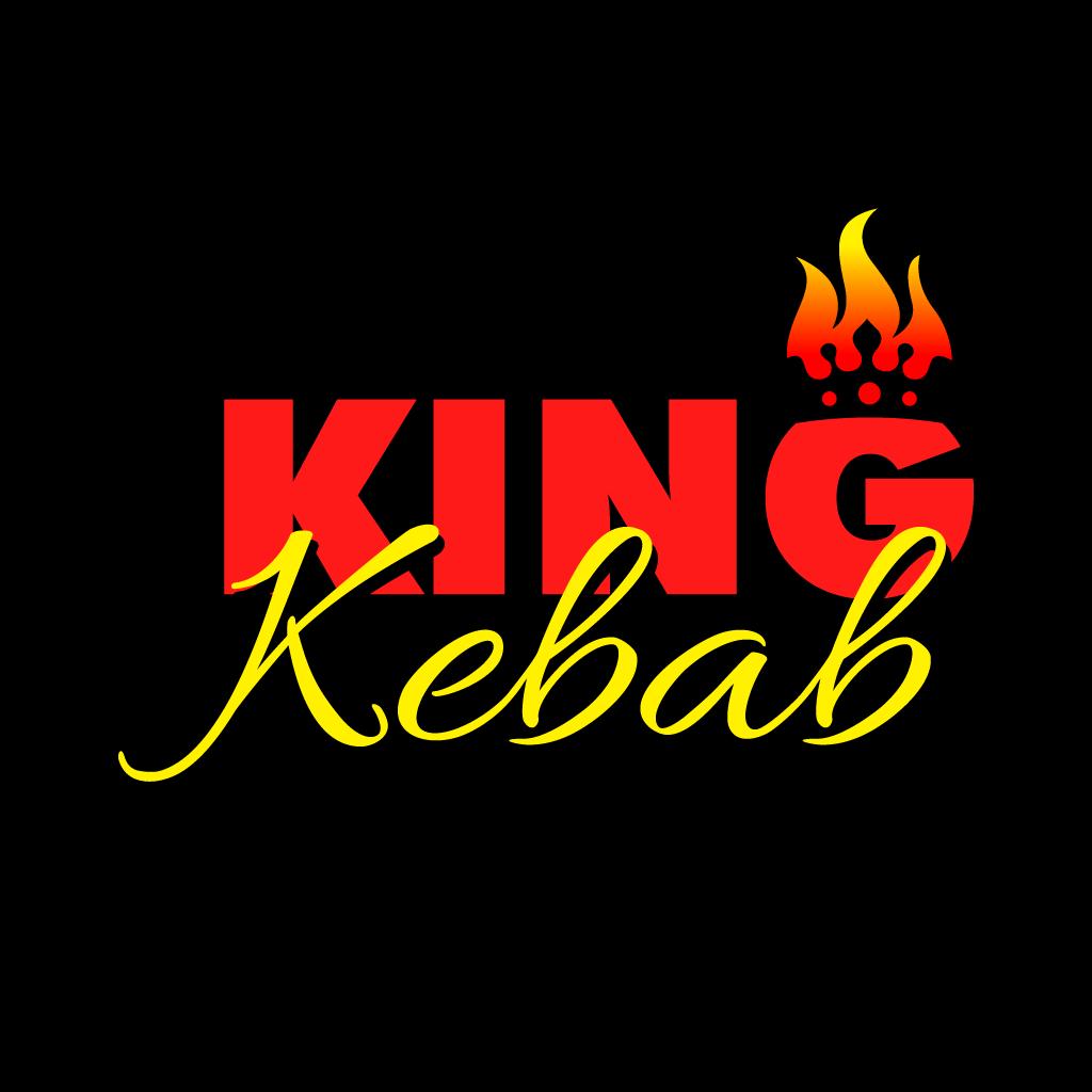 King Kebab  Online Takeaway Menu Logo