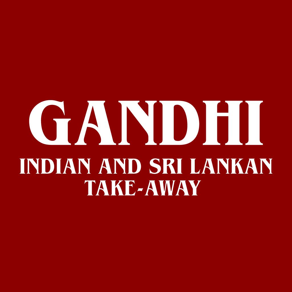 Gandhi Indian Online Takeaway Menu Logo