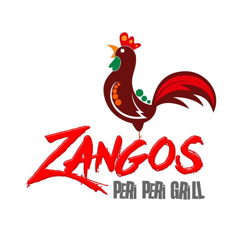 Zangos Peri Peri Online Takeaway Menu Logo