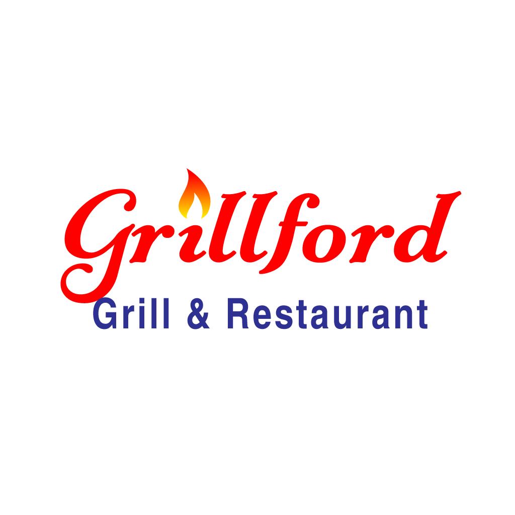 Grillford Grill & Restaurant  Online Takeaway Menu Logo