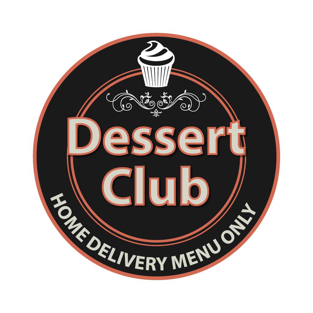 Dessert Club Online Takeaway Menu Logo
