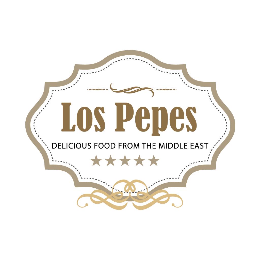 Los Pepes Online Takeaway Menu Logo