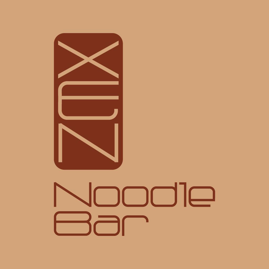 Xen Noodle Bar Online Takeaway Menu Logo