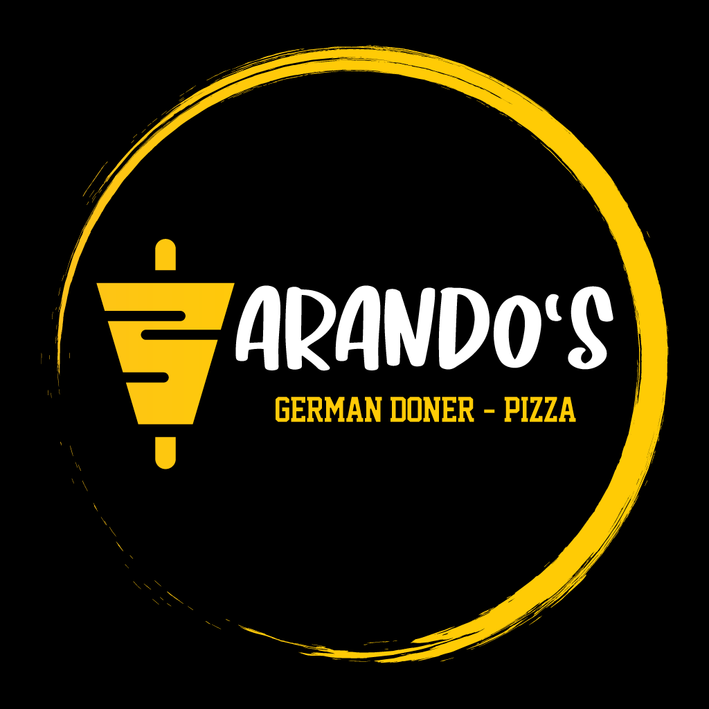 Arandos German Doner & Pizza Online Takeaway Menu Logo