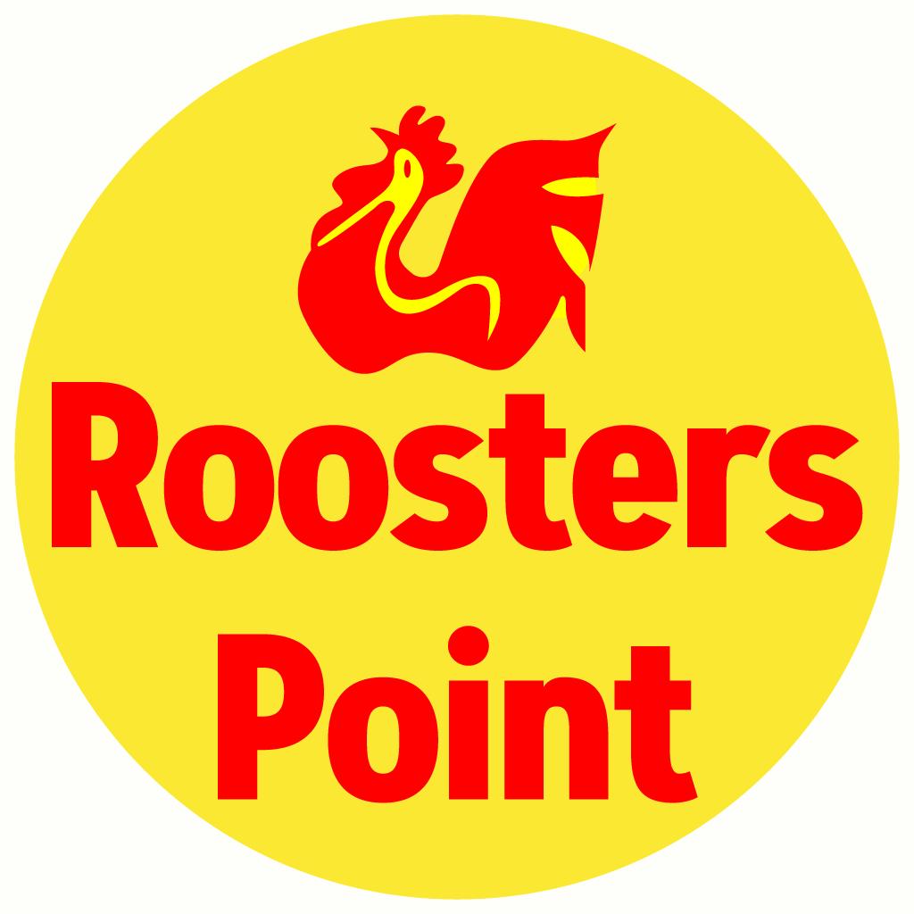Roosters Point  Online Takeaway Menu Logo