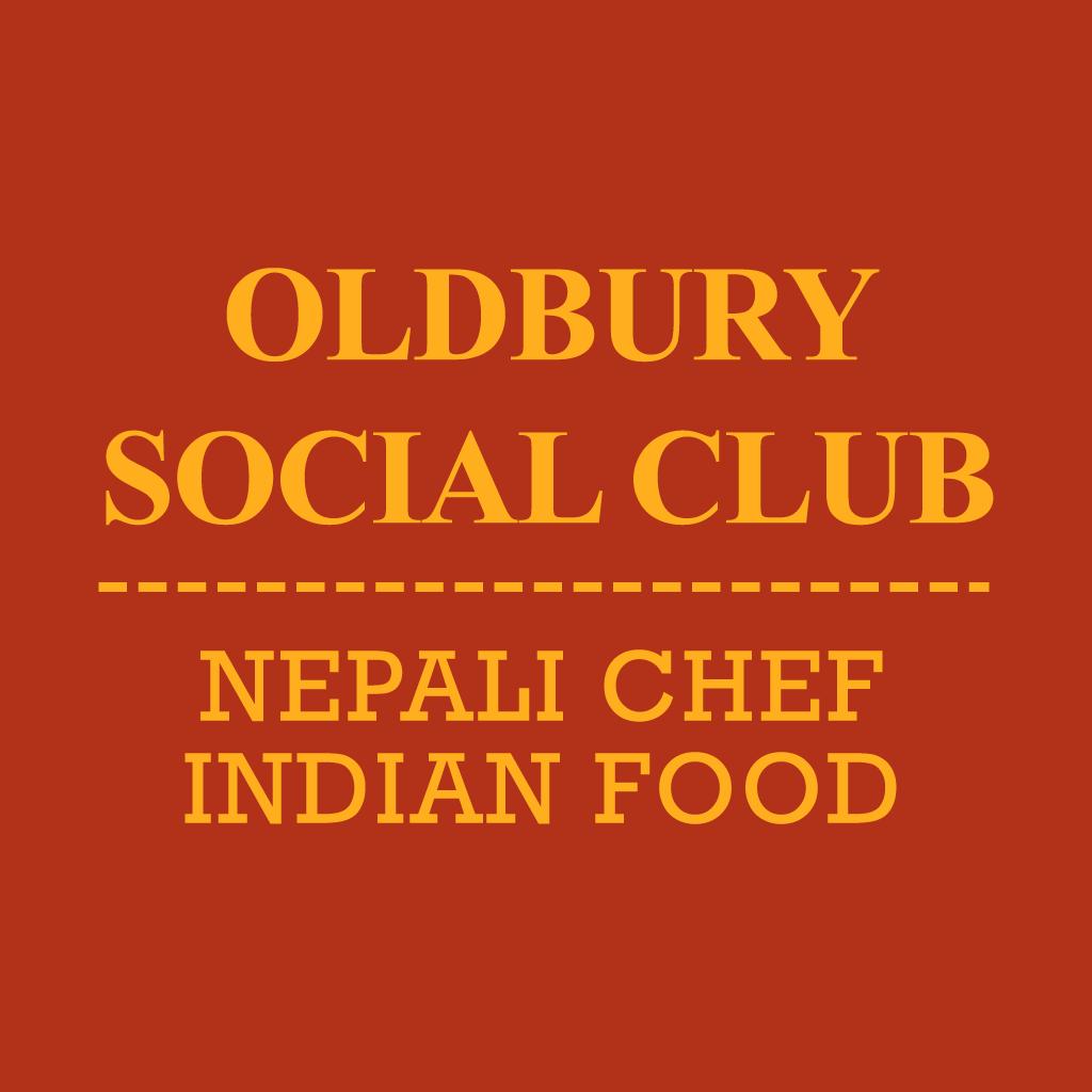 Oldbury Social Club Bar & Grill Online Takeaway Menu Logo