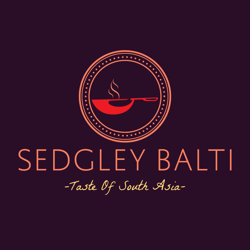 Sedgley Balti  Online Takeaway Menu Logo