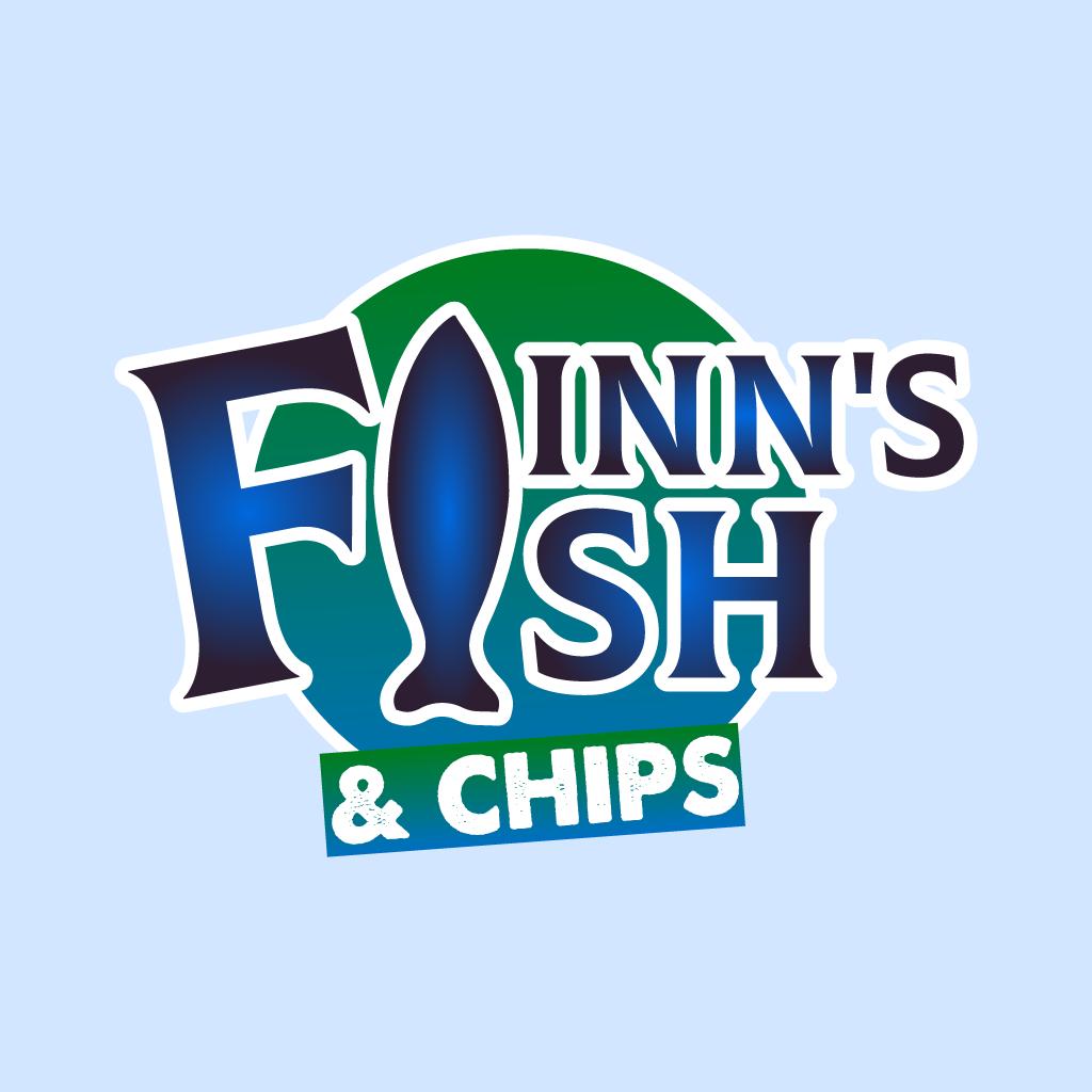 Finns Fish and Chips  Online Takeaway Menu Logo