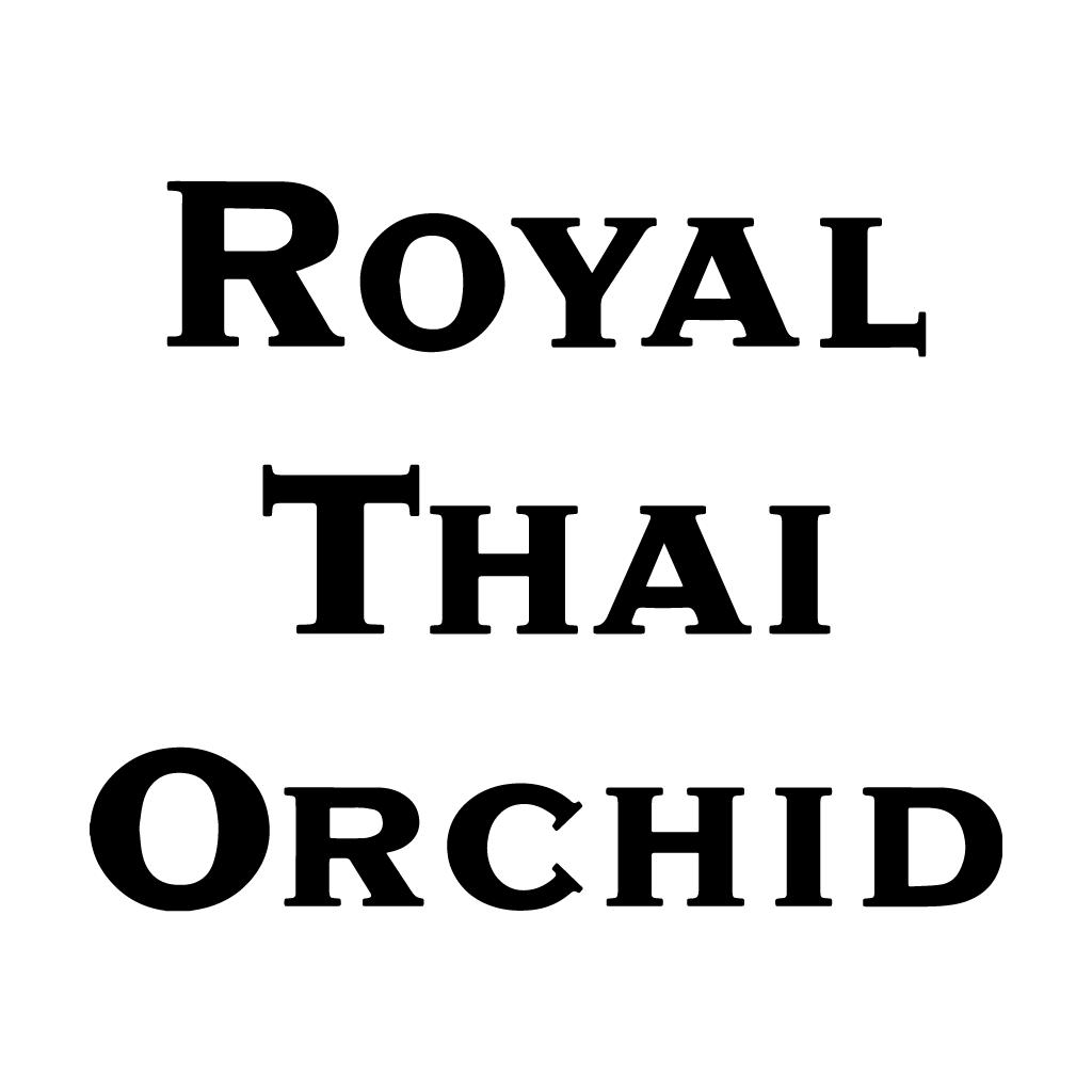Royal Thai Orchid  Online Takeaway Menu Logo