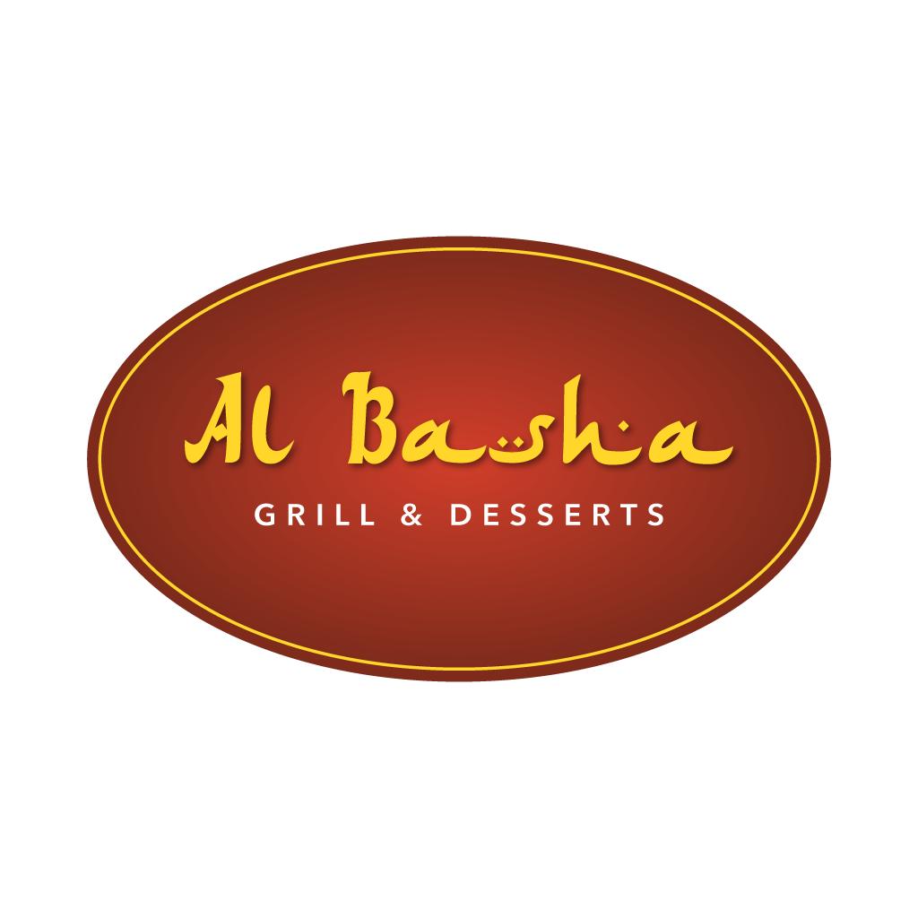 Al Basha Grill and Desserts Online Takeaway Menu Logo