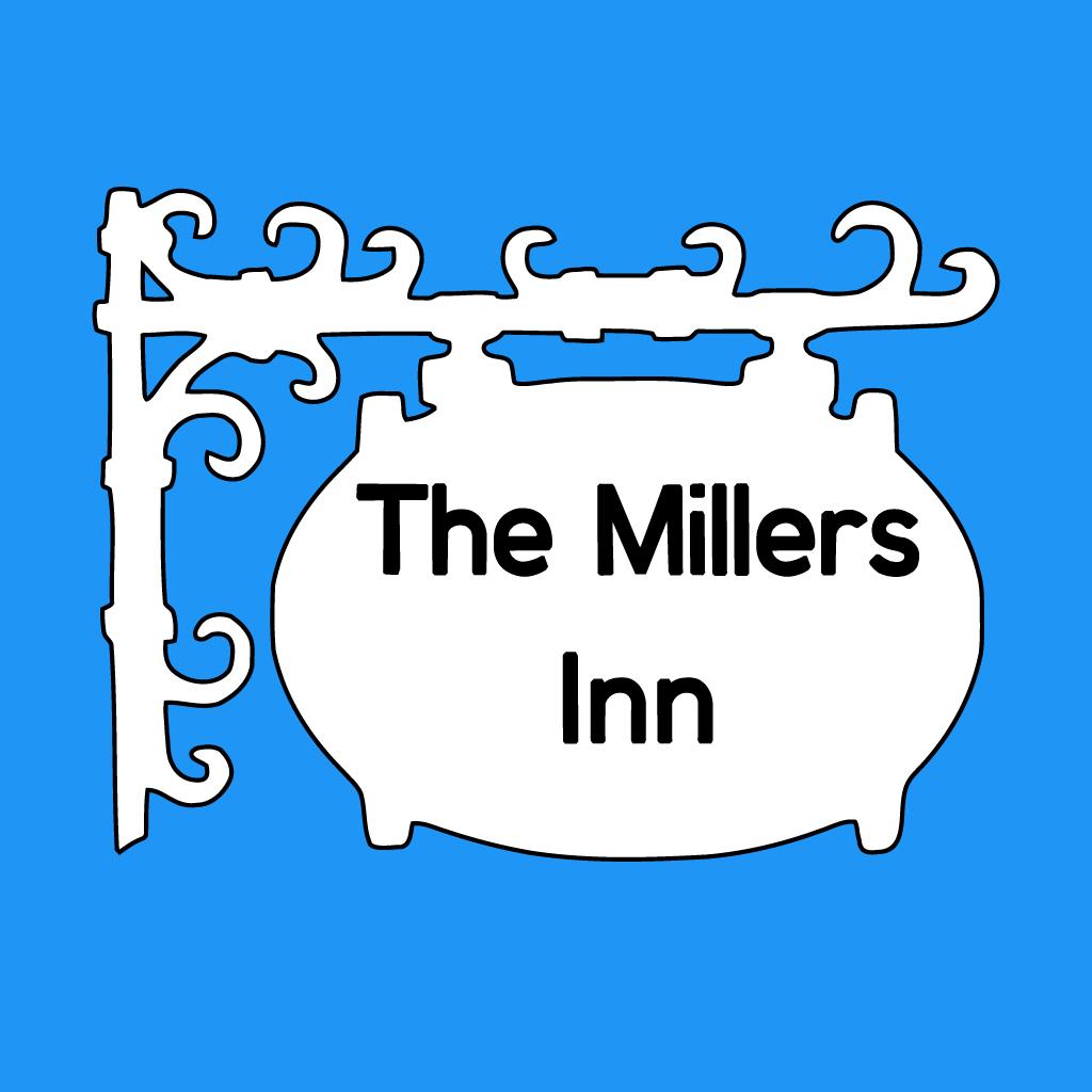 Millers Inn Online Takeaway Menu Logo