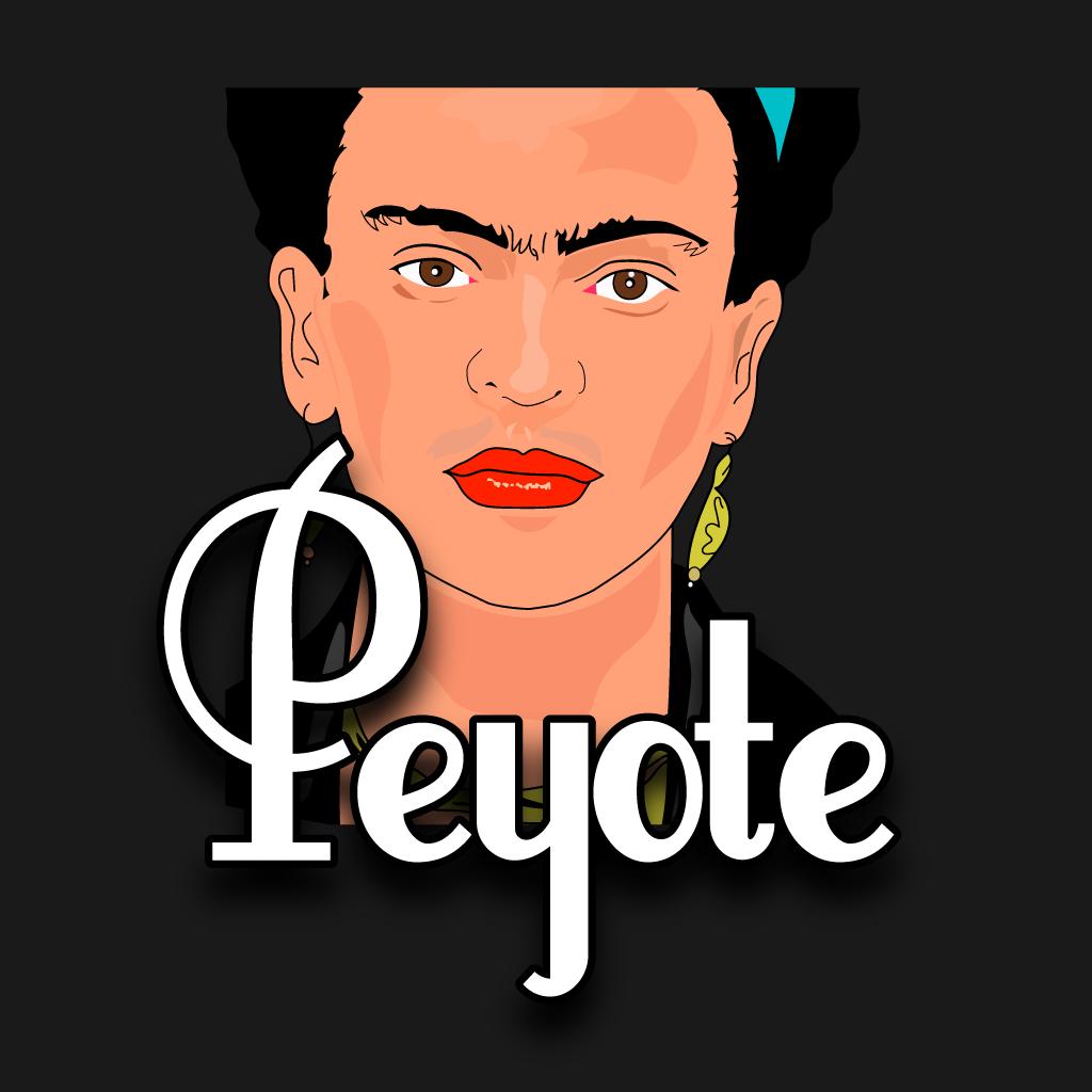 Peyote Online Takeaway Menu Logo
