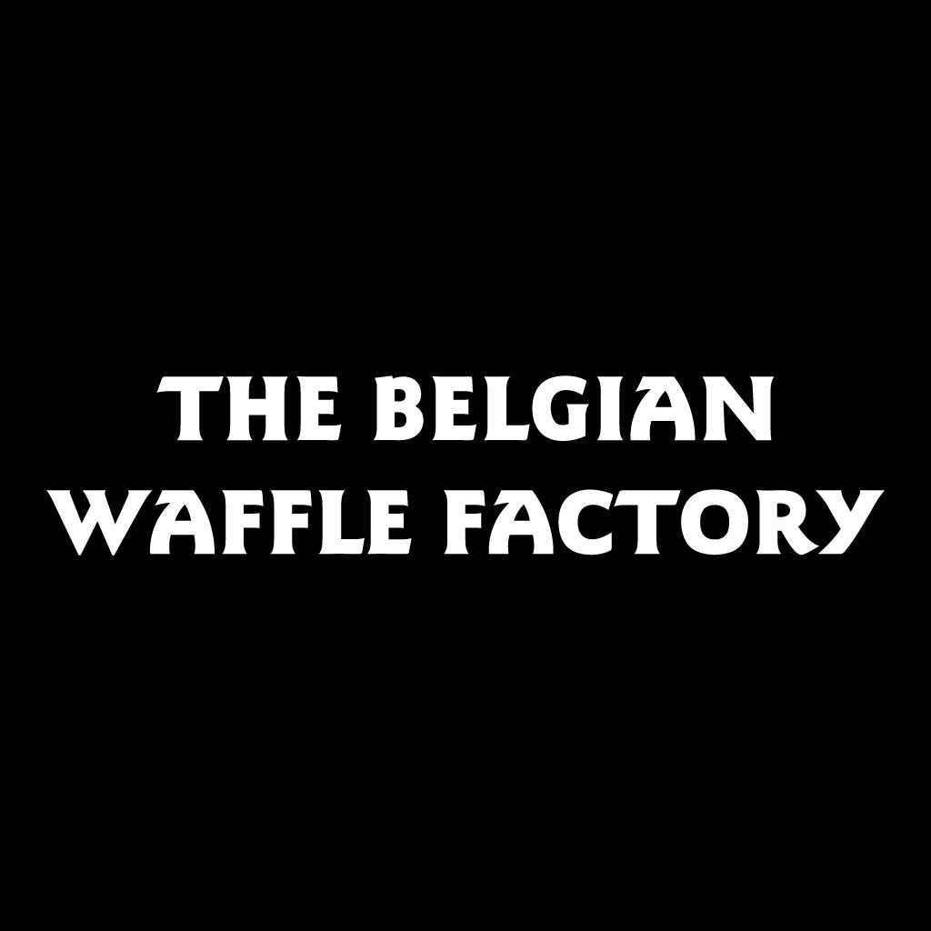 The Belgian Waffle Factory Online Takeaway Menu Logo