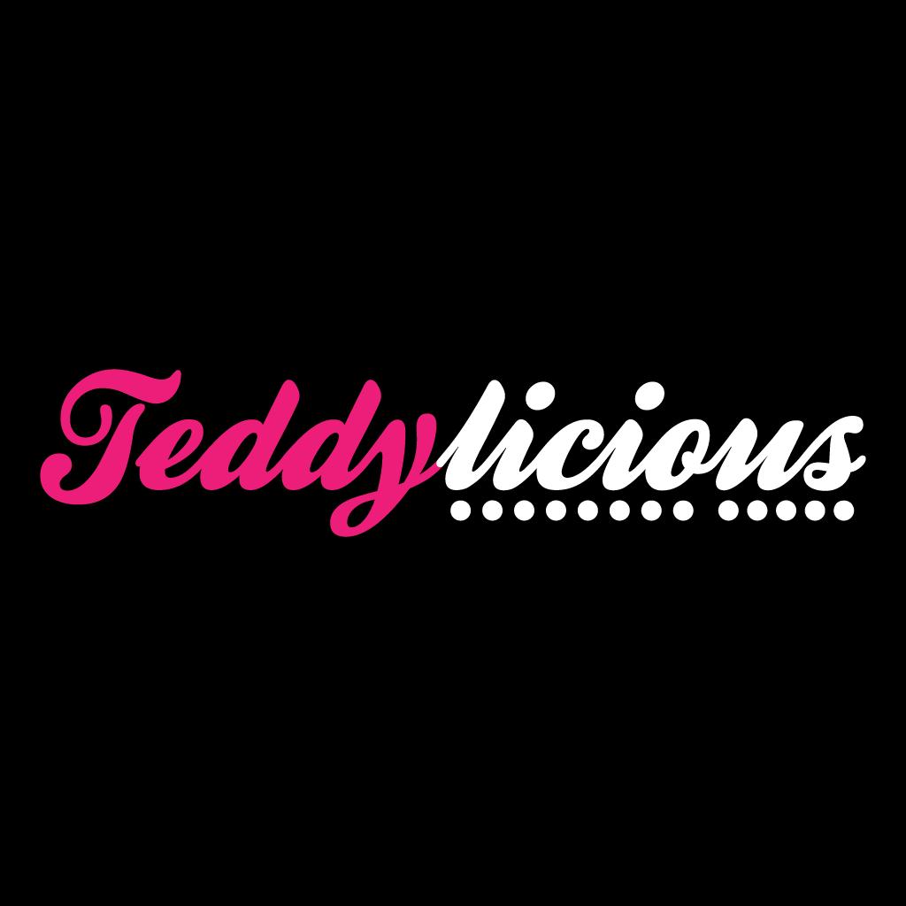 Teddylicious Desserts Online Takeaway Menu Logo