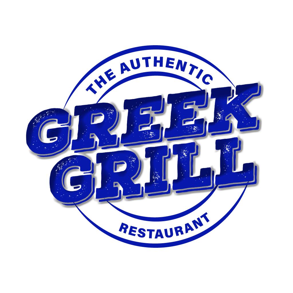 The Greek Grill Online Takeaway Menu Logo