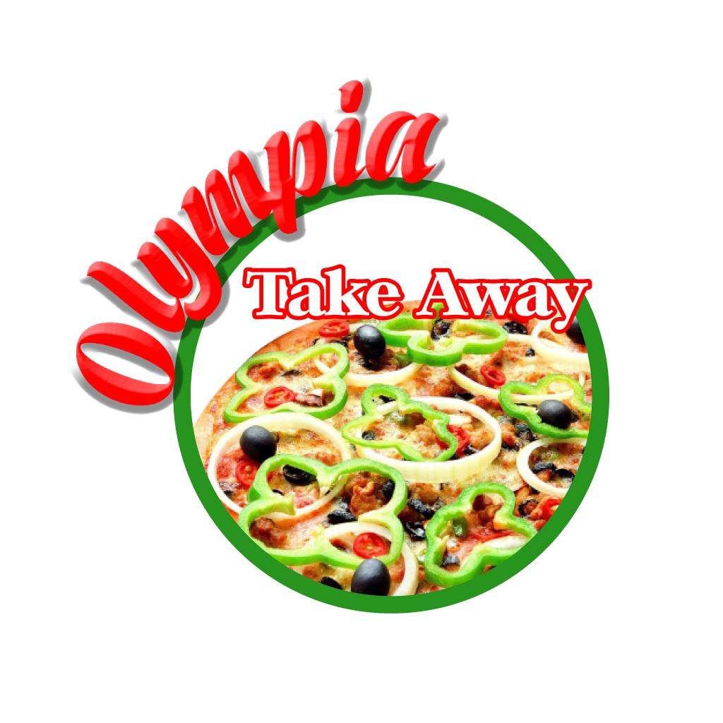 Olympia Kebab And Pizza Online Takeaway Menu Logo