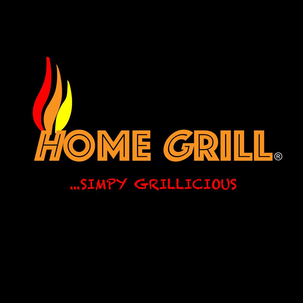 Home Grill Online Takeaway Menu Logo