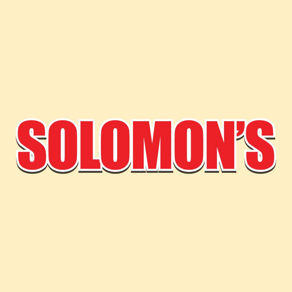 Solomons Online Takeaway Menu Logo