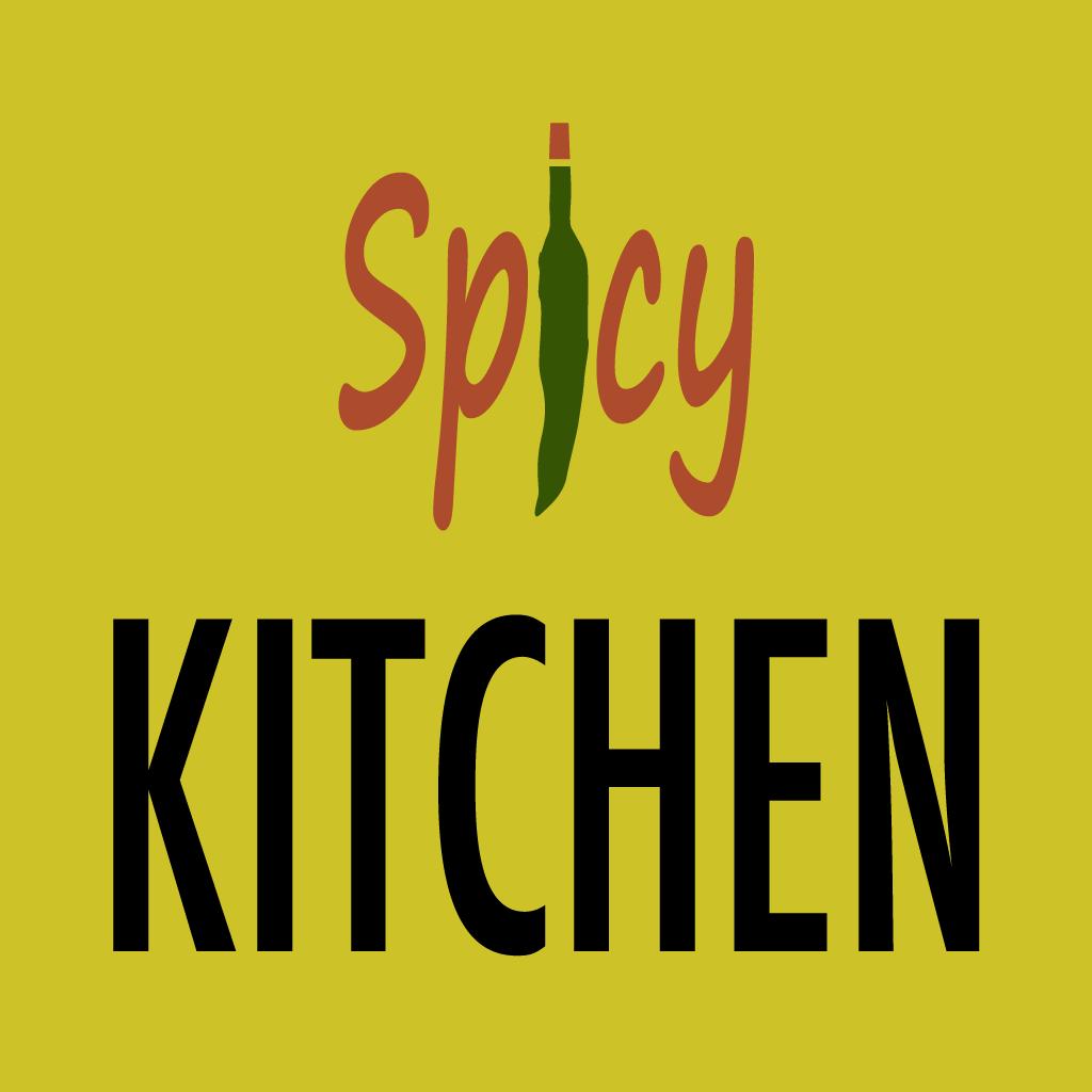 Spicy Kitchen Online Takeaway Menu Logo