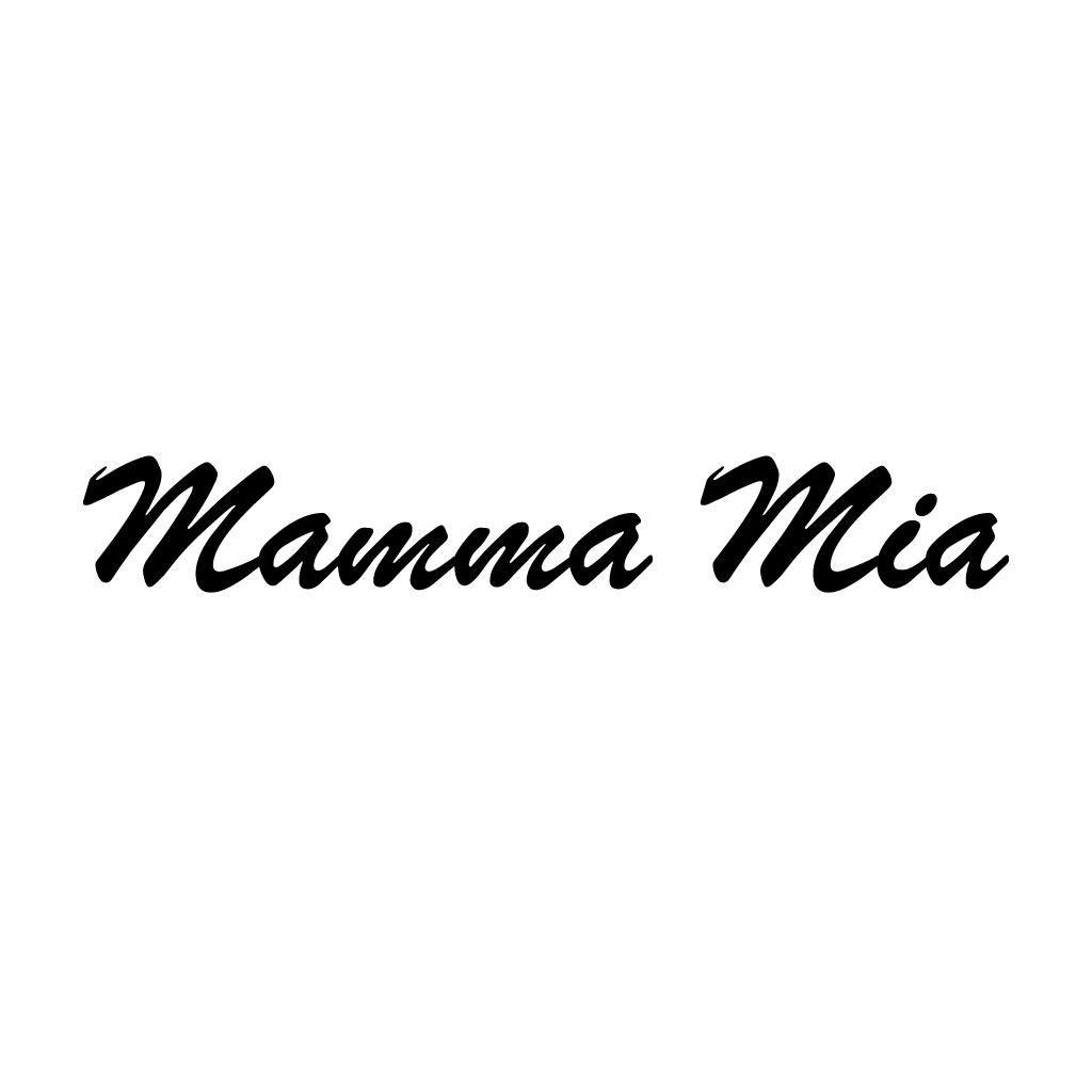 Mamma Mia Plymouth Takeaway Logo