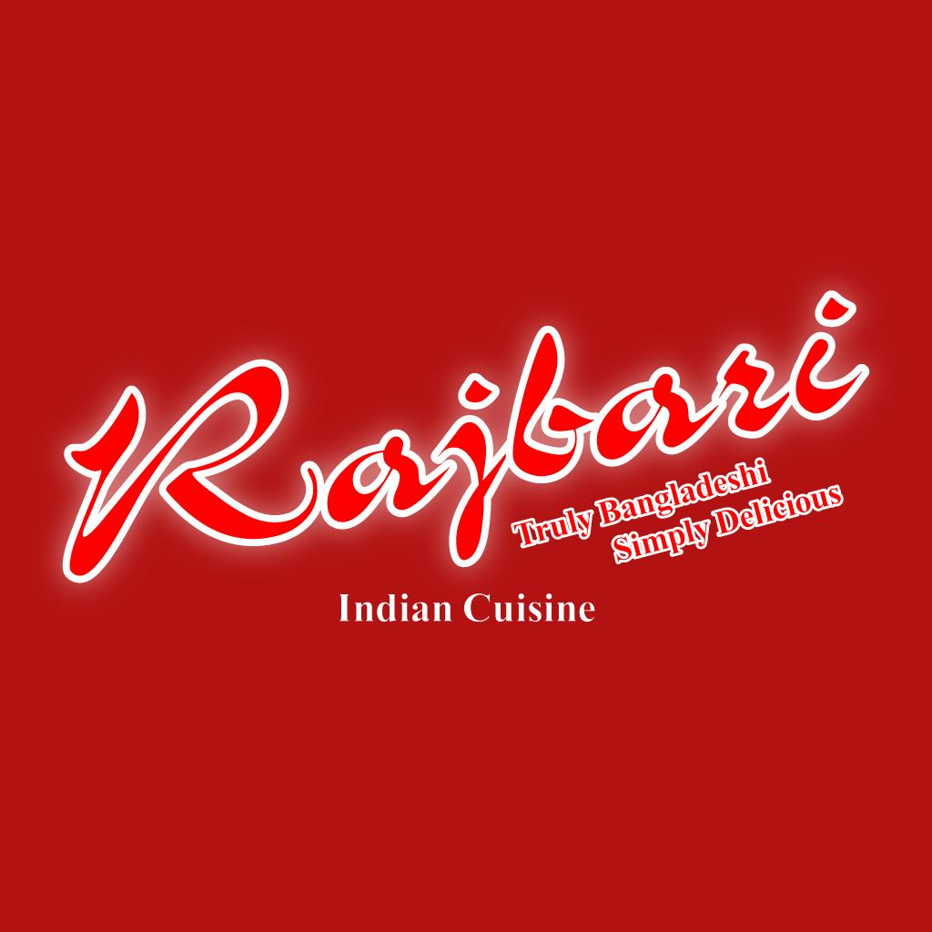 Rajbari Indian Cuisine  Online Takeaway Menu Logo