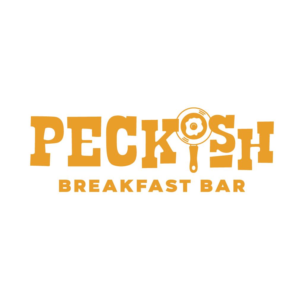 Peckish Breakfast Online Takeaway Menu Logo