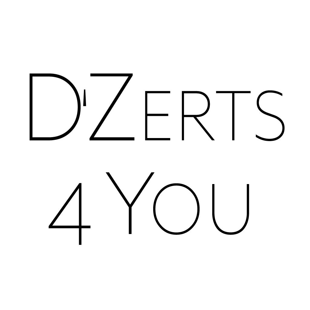 D'Zerts 4 You Online Takeaway Menu Logo