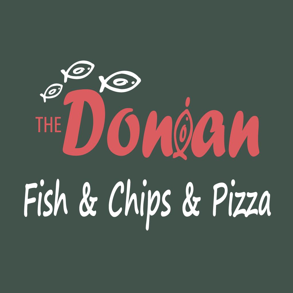 Donian Fish and Chips  Online Takeaway Menu Logo