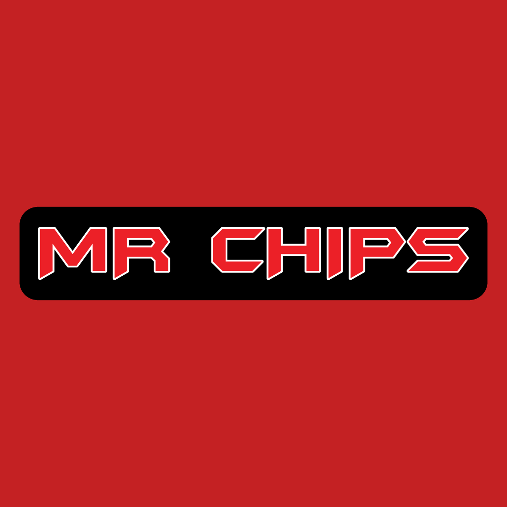 Mr Chips Online Takeaway Menu Logo