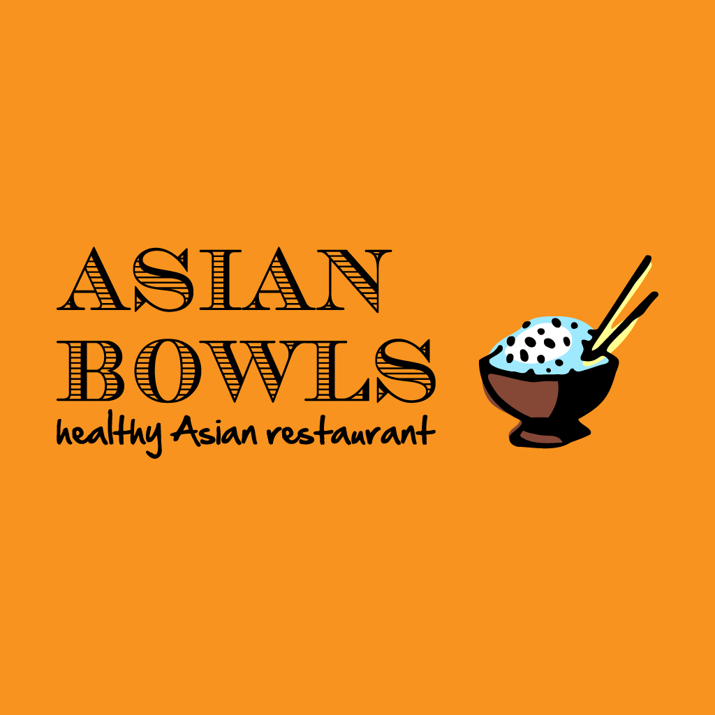 Asian Bowls  Online Takeaway Menu Logo