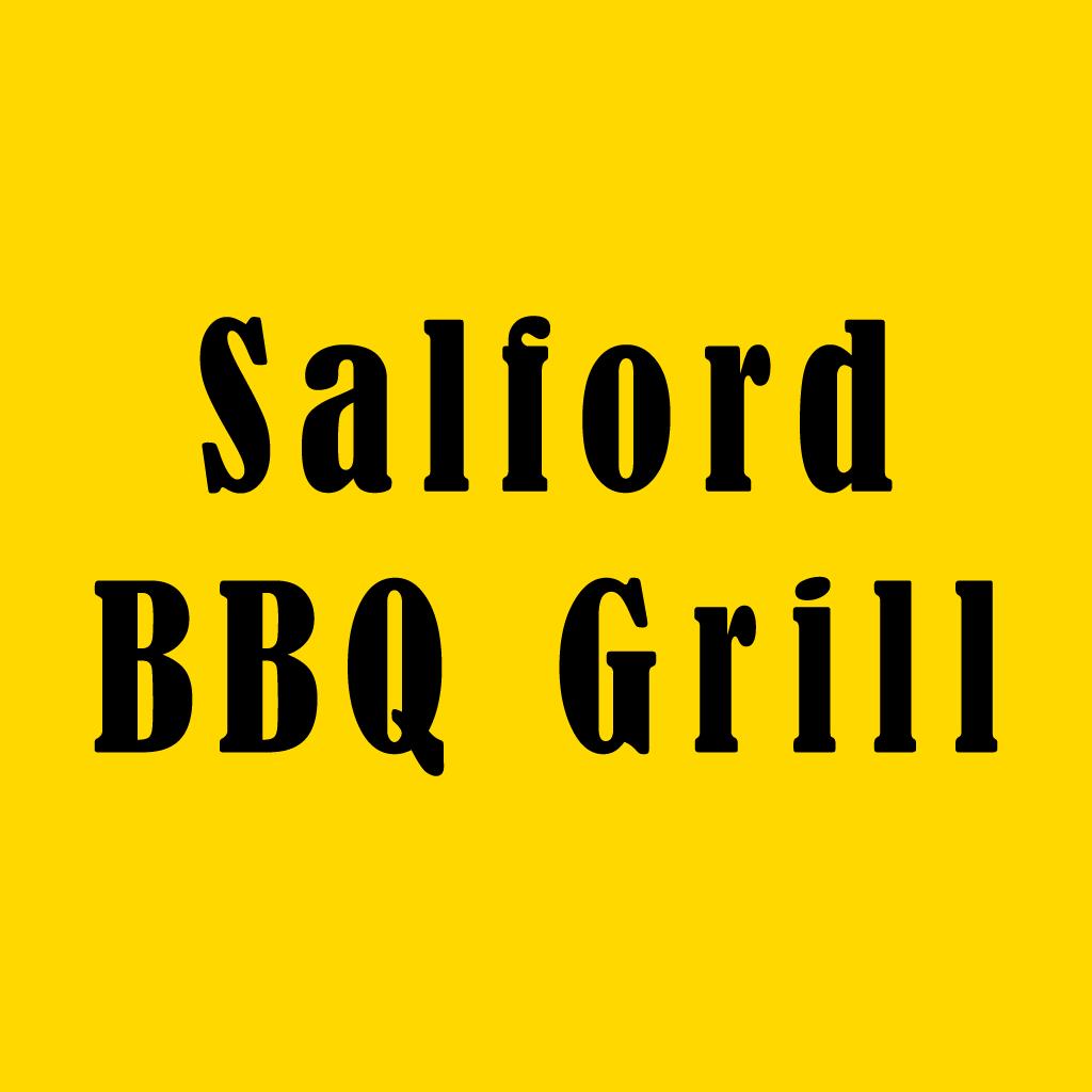 Salfords BBQ Grill Online Takeaway Menu Logo