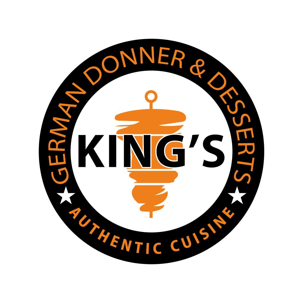 Kings Donner & Desserts Online Takeaway Menu Logo