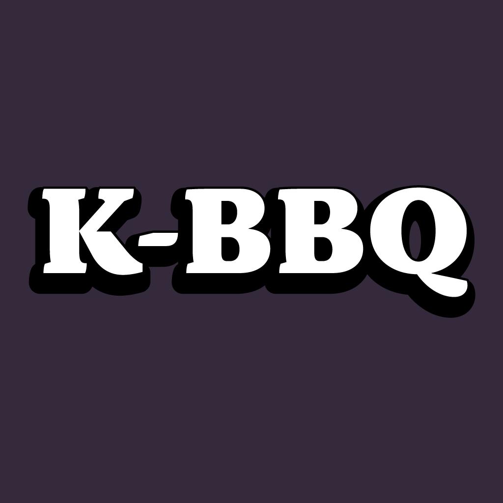 K-BBQ Online Takeaway Menu Logo