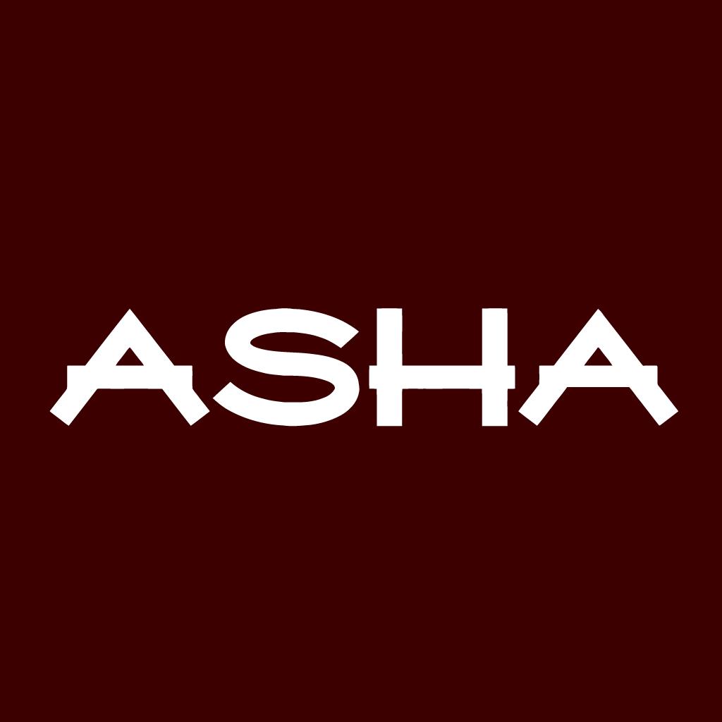 Asha Edinburgh Online Takeaway Menu Logo