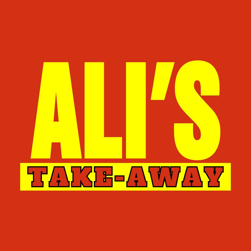 Ali's Takeaway Online Takeaway Menu Logo