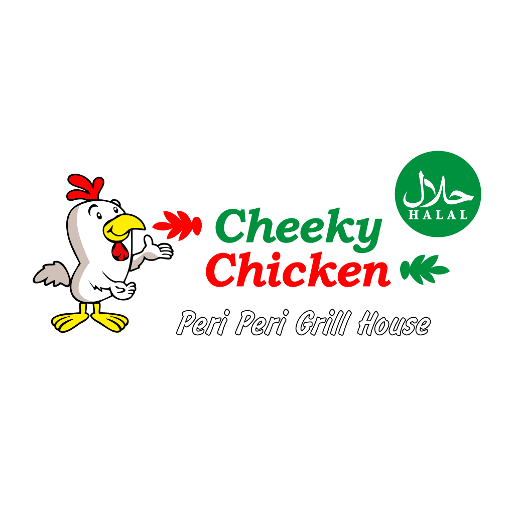 Cheeky Chicken Edinburgh Online Takeaway Menu Logo